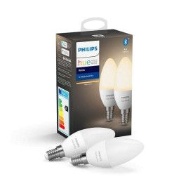 Philips Hue Philips Hue lichtbron E14 kaarslamp Bluetooth- white- 2 pack