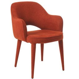 Pols Potten Cosy fabric stoel