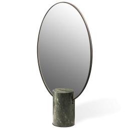 Pols Potten Mirror oval marble