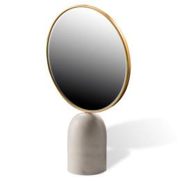 Pols Potten Mirror round marble