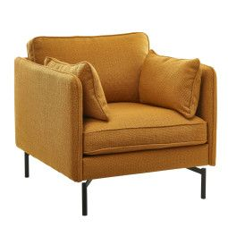 Pols Potten PPno.2 fauteuil smooth ochre