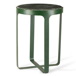 Pols Potten Stoner bijzettafel groen