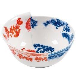 Seletti Hybrid Bowl kom (set van 2)