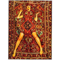 Seletti Lady on Carpet vloerkleed 194x280