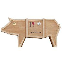Seletti Sending Pig opbergkast