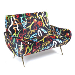 Seletti Toiletpaper Lounge sofa 2-zits