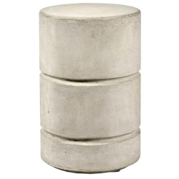 Serax Concrete kruk rond