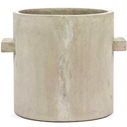 Serax Pot concrete rond plantenbak medium