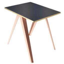 Serax Sanba Black Gold tafel 60x75