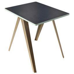 Serax Sanba Black Green tafel 60x75