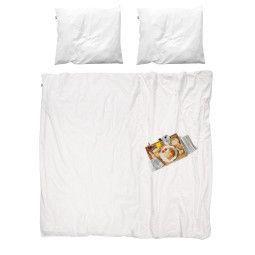 Snurk Tweedekansje - Breakfast dekbedovertrek 200x220