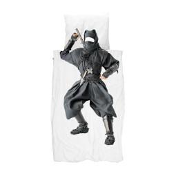Snurk Ninja dekbedovertrek 140x200