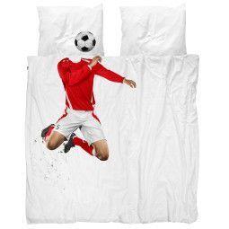 Snurk Soccer Champ dekbedovertrek 200x200