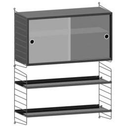 String Furniture Badkamer configuratie 1