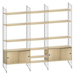 String Furniture Woonkamer configuratie 5