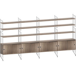 String Furniture Woonkamer configuratie 6