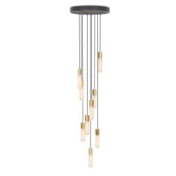Tala LED Basalt Nine hanglamp LED