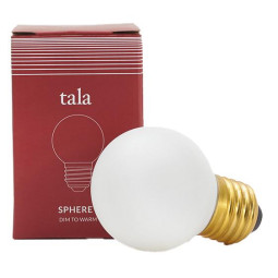 Tala LED Sphere I lichtbron LED 4w E14 dim to warm