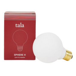 Tala LED Sphere II lichtbron LED 8w dim to warm