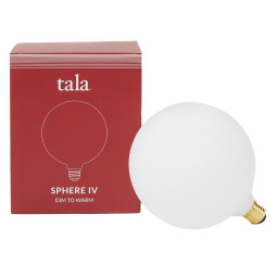 Tala LED Sphere IV lichtbron LED 8w dim to warm