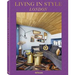 teNeues Living In Style London tafelboek