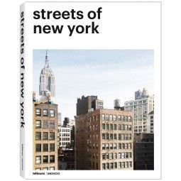 teNeues Streets of New York tafelboek