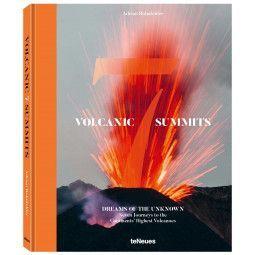teNeues Volcanic 7 Summits tafelboek