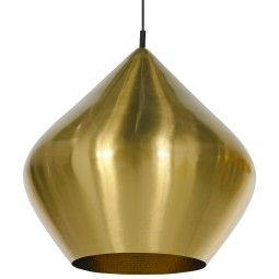 Tom Dixon Beat Light Stout hanglamp messing
