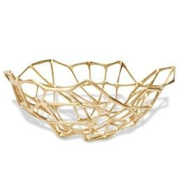 Tom Dixon Bone Bowl schaal extra large