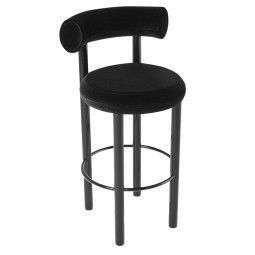 Tom Dixon Fat Bar Stool barkruk gestoffeerd