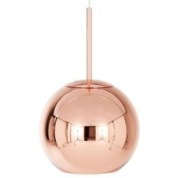 Tom Dixon Copper round 25 hanglamp koper