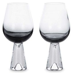 Tom Dixon Tank Wine glas set van 2