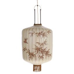 HKliving Traditional Lantern L hanglamp