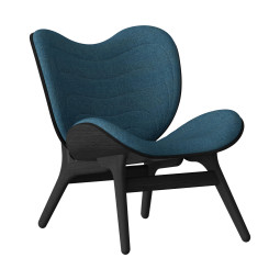 Umage A Conversation Piece fauteuil zwart eiken