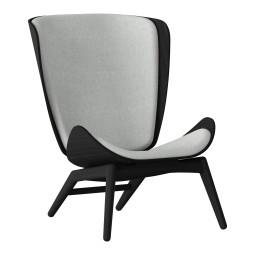 Umage The Reader fauteuil zwart eiken