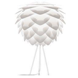 Umage Silvia tafellamp met wit onderstel