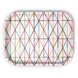 Vitra Classic Tray Grid dienblad medium