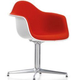 Vitra Eames DAL gestoffeerde stoel