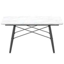 Vitra Eames Coffee Table 760 essen zwart