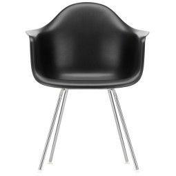Vitra Eames DAX stoel verchroomd onderstel
