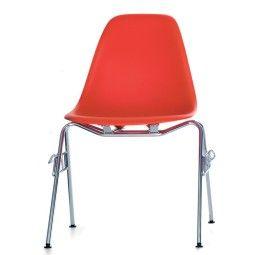 Vitra Eames DSS stapelbare stoel