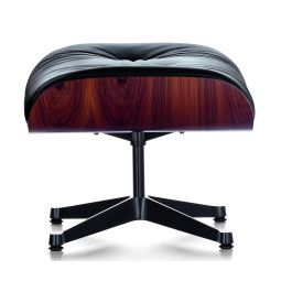 Vitra Ottoman voor Lounge chair Palisander