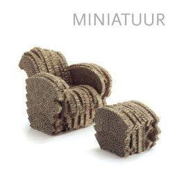 Vitra Little Beaver miniatuur