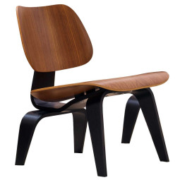 Vitra Plywood LCW 75 Anniversary Edition fauteuil