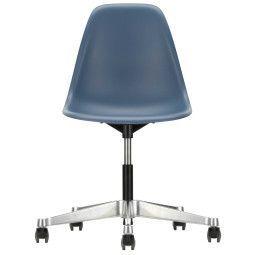 Vitra Tweedekansje - PSCC bureaustoel, Zeeblauw