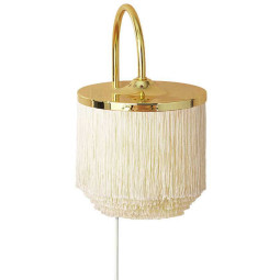 Warm Nordic Fringe Wandlamp