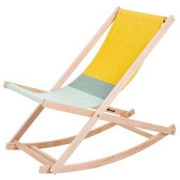 Weltevree Beach Rocker schommelstoel