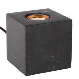 Zuiver Tweedekansje - Bolch tafellamp Marble Black