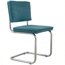 Zuiver Ridge Rib stoel zonder armleuningen
