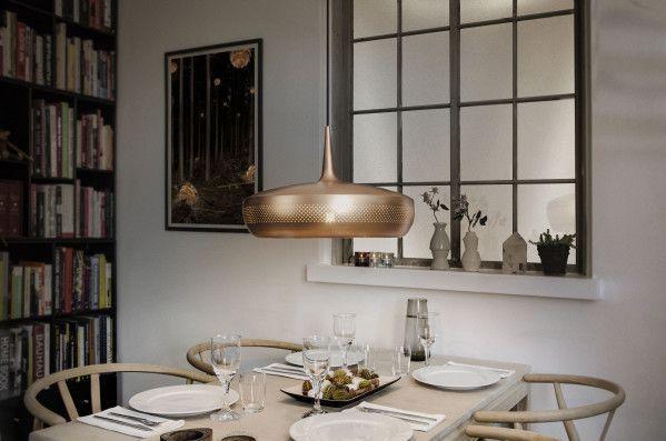 Umage Clava Dine hanglamp met zwart snoer